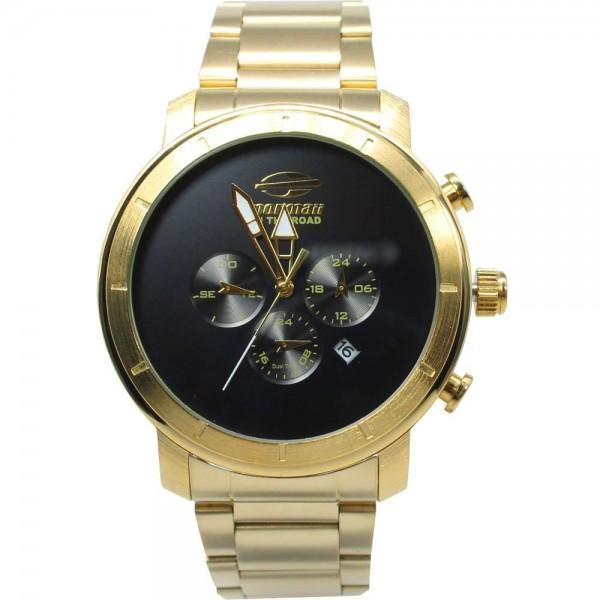 ed1ee197dba85 Relógio Masculino Mormaii On The Road MOJP25CAK 3C 48mm Aço Dourado Produto  não disponível