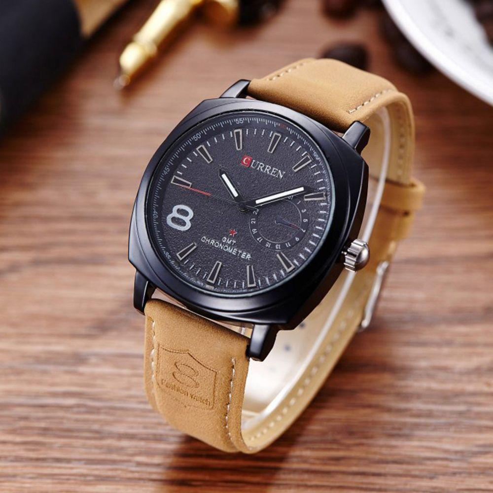 9bb8644a556 Relógio Masculino Pulso Curren 8 Analógico Promoção Barato - Outras marcas  Produto não disponível