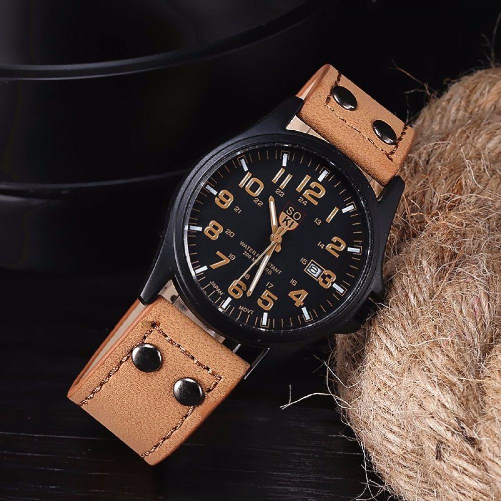 03c9cdd1bc1 Relógio Masculino Pulso Leisure Series Analógico -Soki - Relógio ...