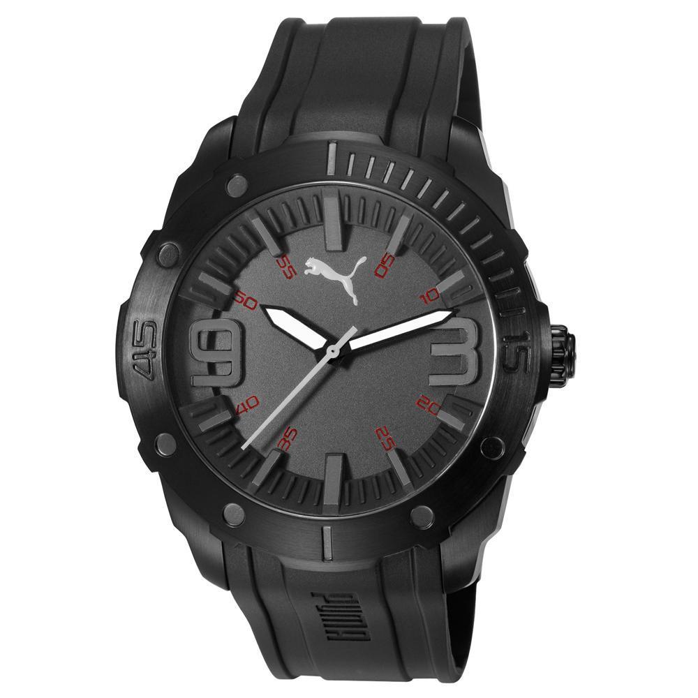 870a3153520 Relógio Masculino Puma 96249GPPSPU1 48mm Preto - Relógio Masculino ...