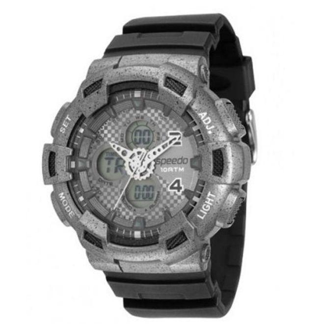 0d9b7c988b8 Relogio Masculino Speedo Anadigi - 65075goevnp5 - Relógio Masculino ...