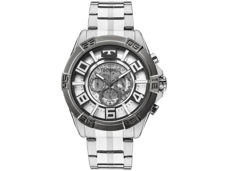 436410844d1 Relógio Masculino Technos Analógico - à Prova de Água Cronógrafo Legacy  OS2ABE 1C Produto não disponível
