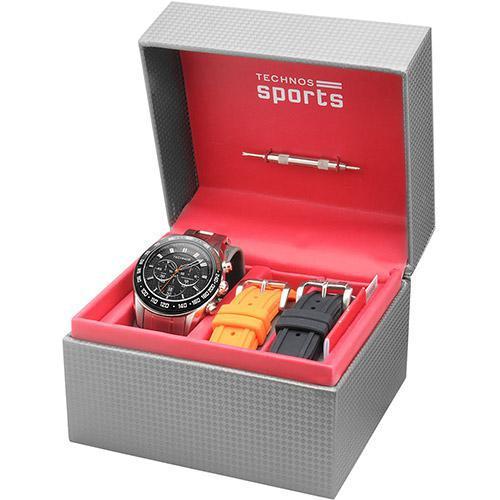 017fa0b52b6 Relógio Masculino Technos Analógico Esportivo TS Carbon OS20HM 1P Produto  não disponível