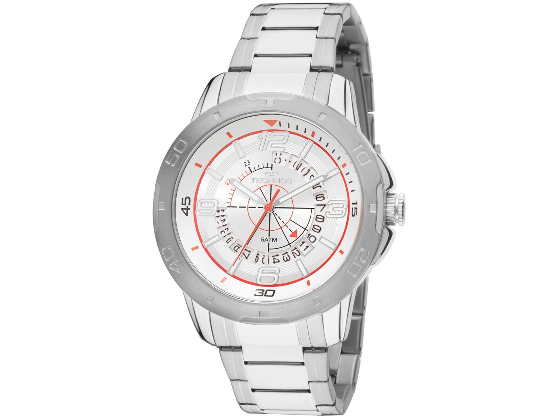 Relógio Masculino Technos Analógico - Resistente à Água Racer 2315ACI 1B  Produto não disponível 277ee4df1c