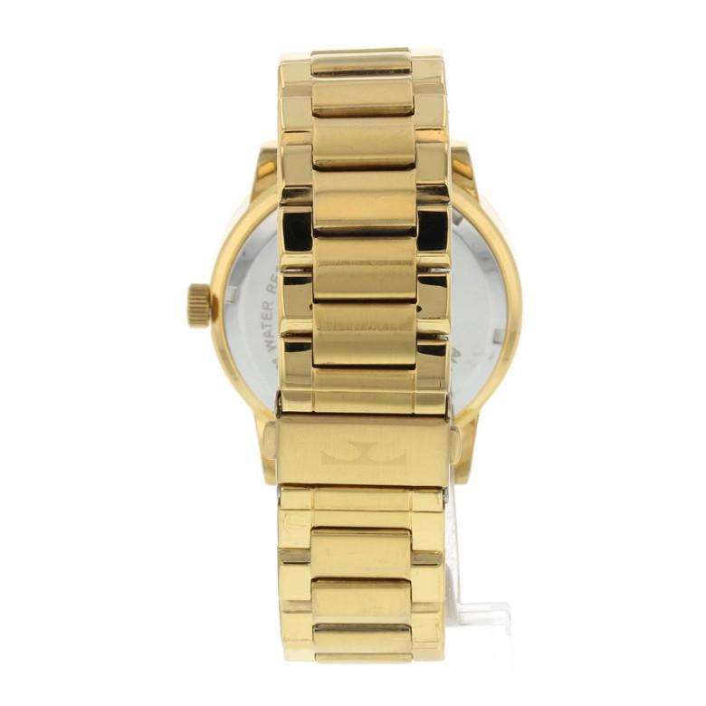 8dfd0402110 Relógio Masculino Technos Golf 2115TT 4P 45mm Aço Dourado - Relógio ...