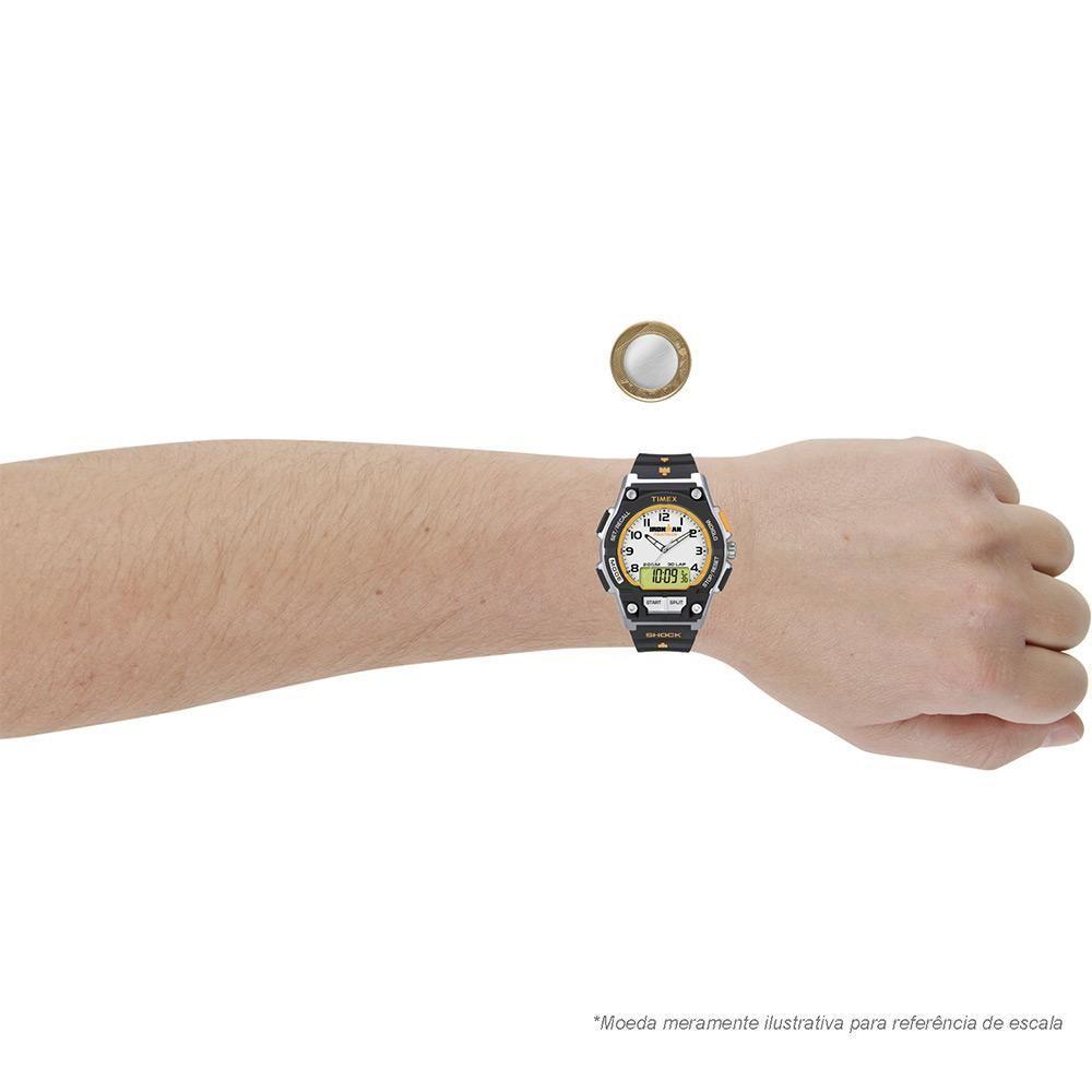 4288bd46b1d Relogio Masculino Timex Anadigi Esportivo - T5k200ww tn Produto não  disponível
