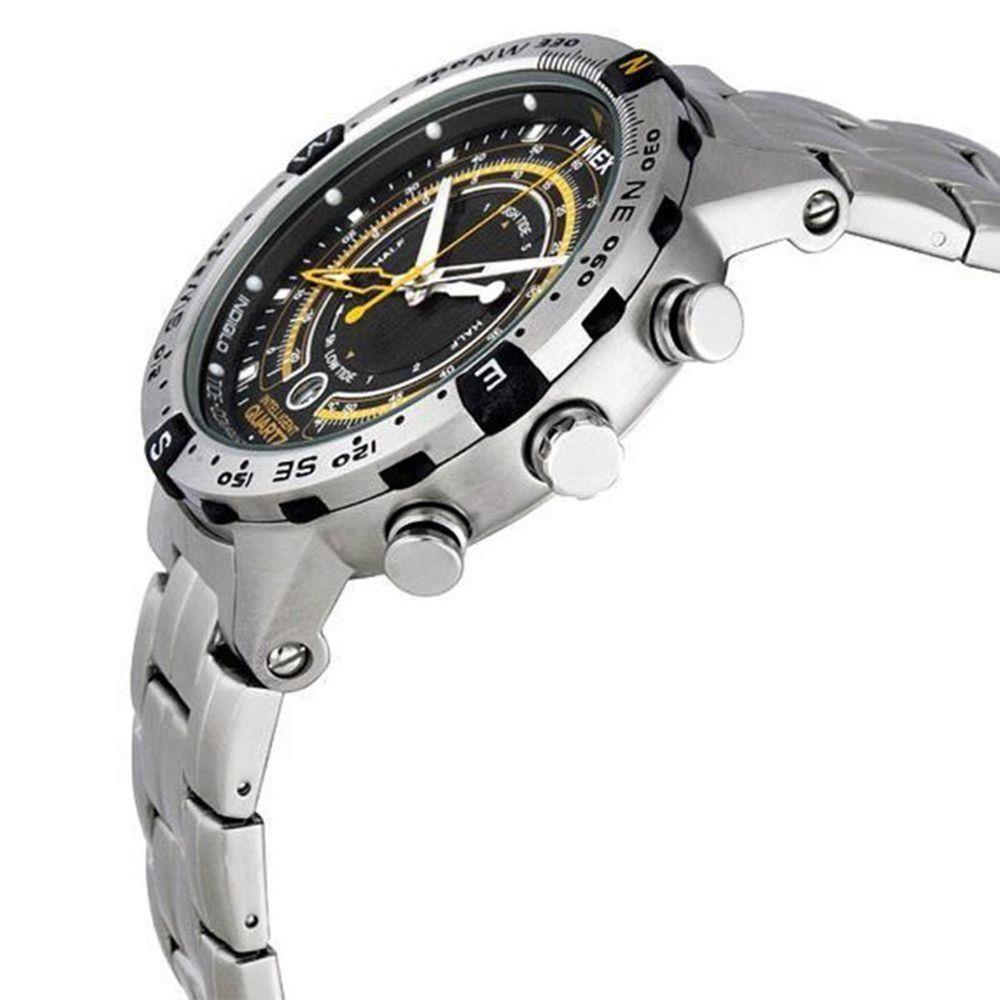 adea5cd9d0e Relogio Masculino Timex Analogico - T2n738pl ti - Prata Produto não  disponível