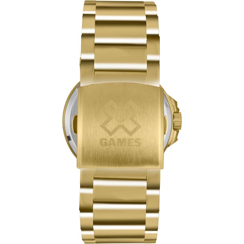 0ffeffb2bd9 Relógio Masculino X-Games Analógico XMGS1018P2KX - Dourado - Xgames Produto  não disponível