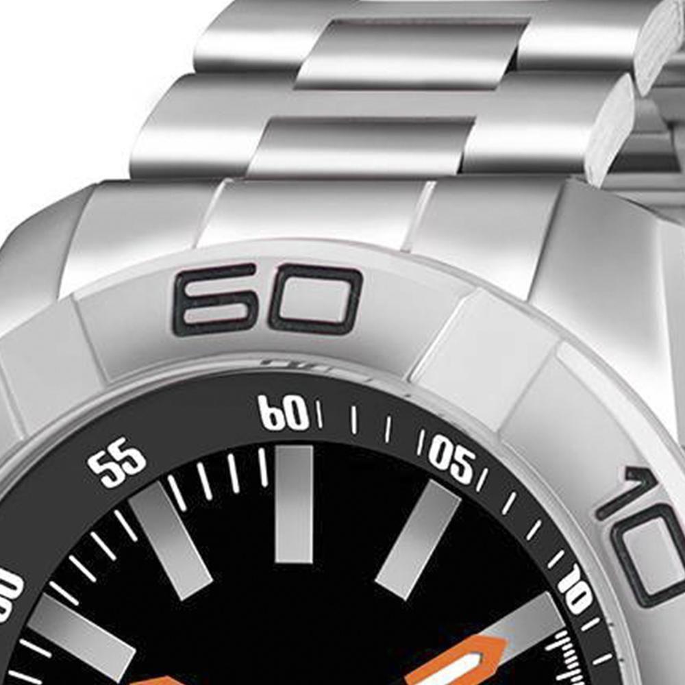 5f29f27a45f Relógio Masculino X-Games Analógico XMSS1037 P1SX - Prata - Xgames Produto  não disponível