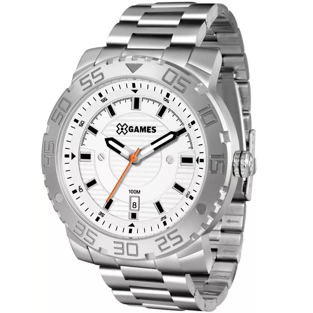 Relógio Masculino X-Games Xmss1039 S2sx Prata - Xgames R  272,90 à vista.  Adicionar à sacola 6f37fa01de