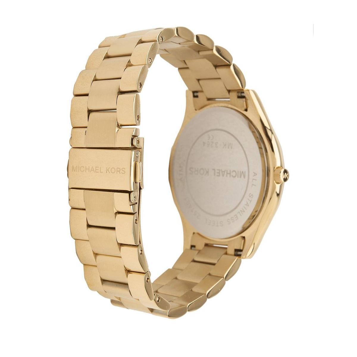 63c7789a8f61e Relógio michael kors feminino mk3264 - Relógio Feminino - Magazine Luiza