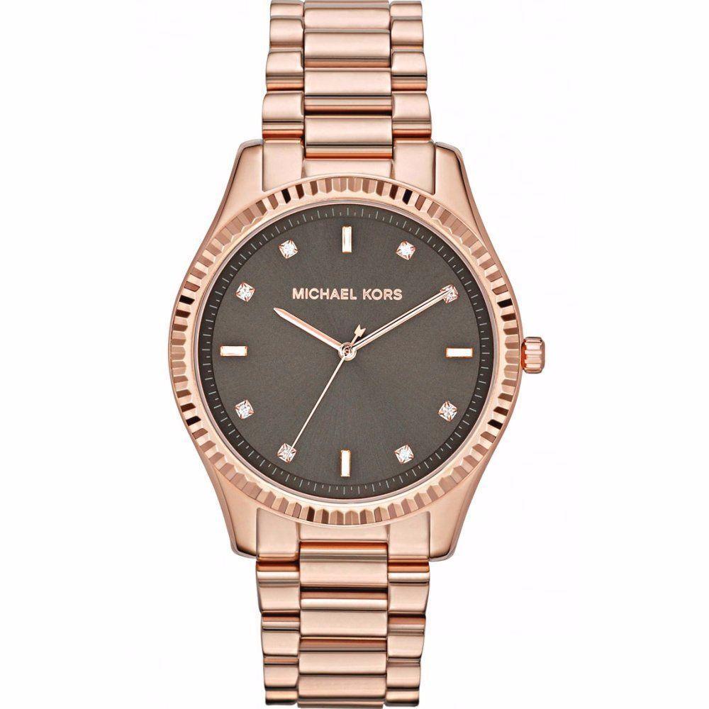 43dd44f30bbe0 Relogio Michael Kors Mk Mk3227 4mn Feminino - Relógio Feminino ...
