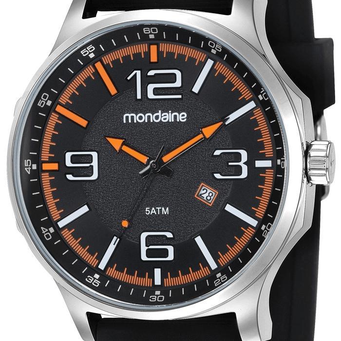 a8f9e35d5 Relógio Mondaine Masculino Pulseira De Silicone 83377G0MVNI1 + BRINDE R$  139,97 à vista. Adicionar à sacola