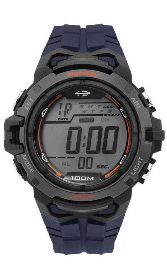 3c940df954c Relógio Mormaii Acqua Masculino MO1147A 8A - Relógio Masculino ...