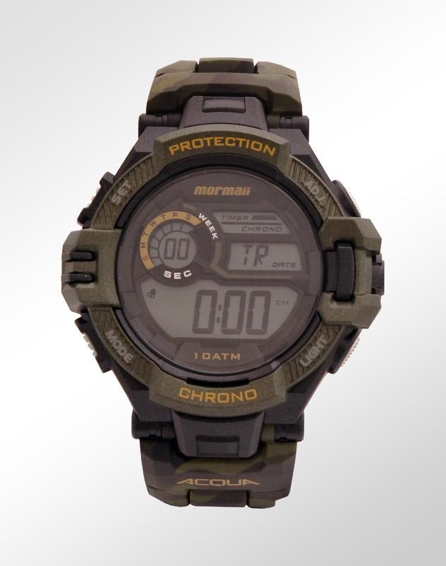 dbf6429d58f5e Relógio Mormaii Masculino Camuflado MO1134 8V R  349,90 à vista. Adicionar  à sacola