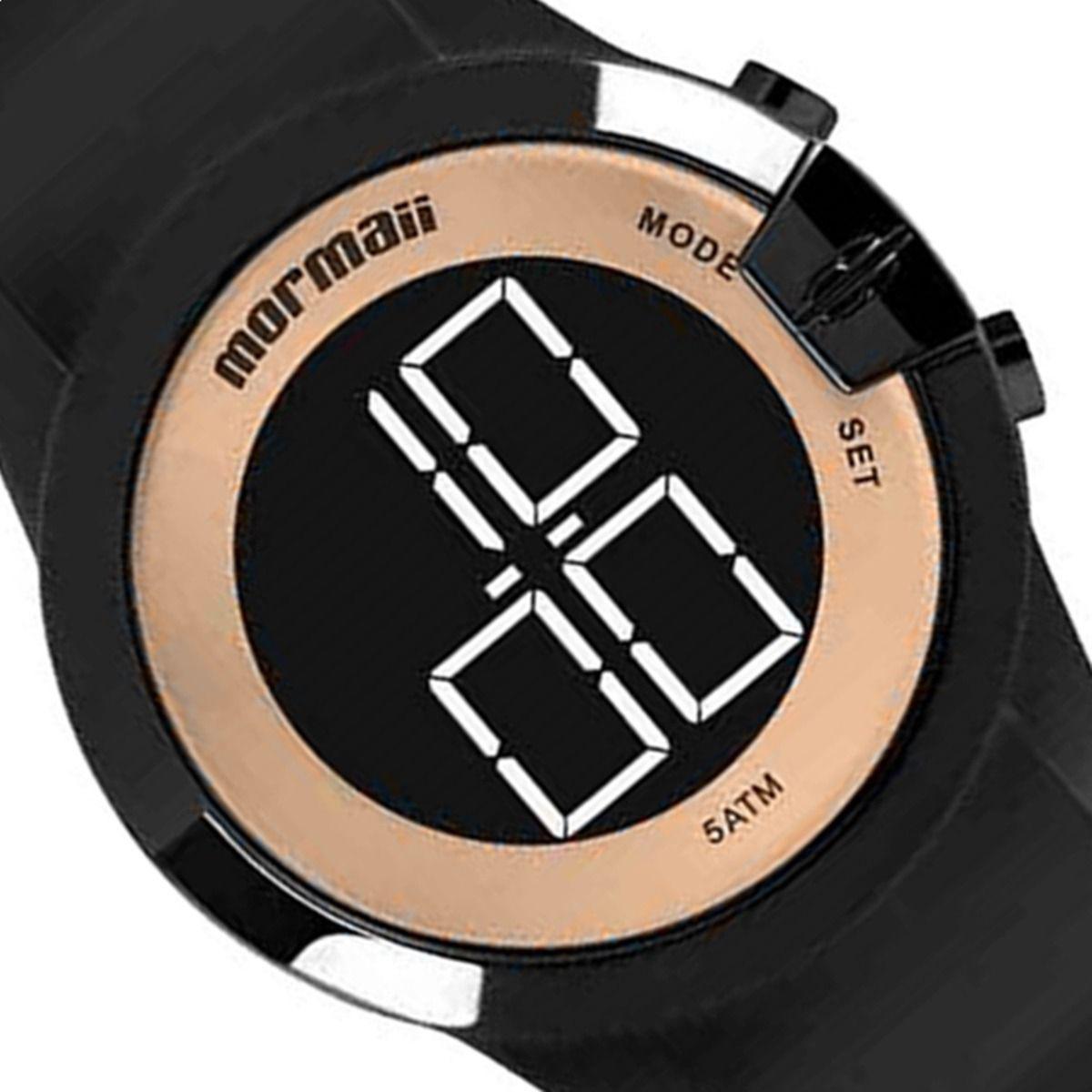 54440c1aae899 Relógio Mormaii Maui Lual Feminino - MO13001A 8J - Relógio Feminino ...