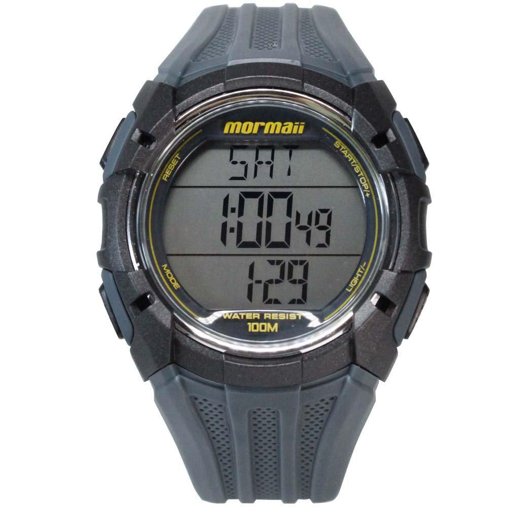1df48e59a91f8 Relógio Mormaii Monitor Cardíaco Masculino MO11558A 8A R  299,00 à vista.  Adicionar à sacola