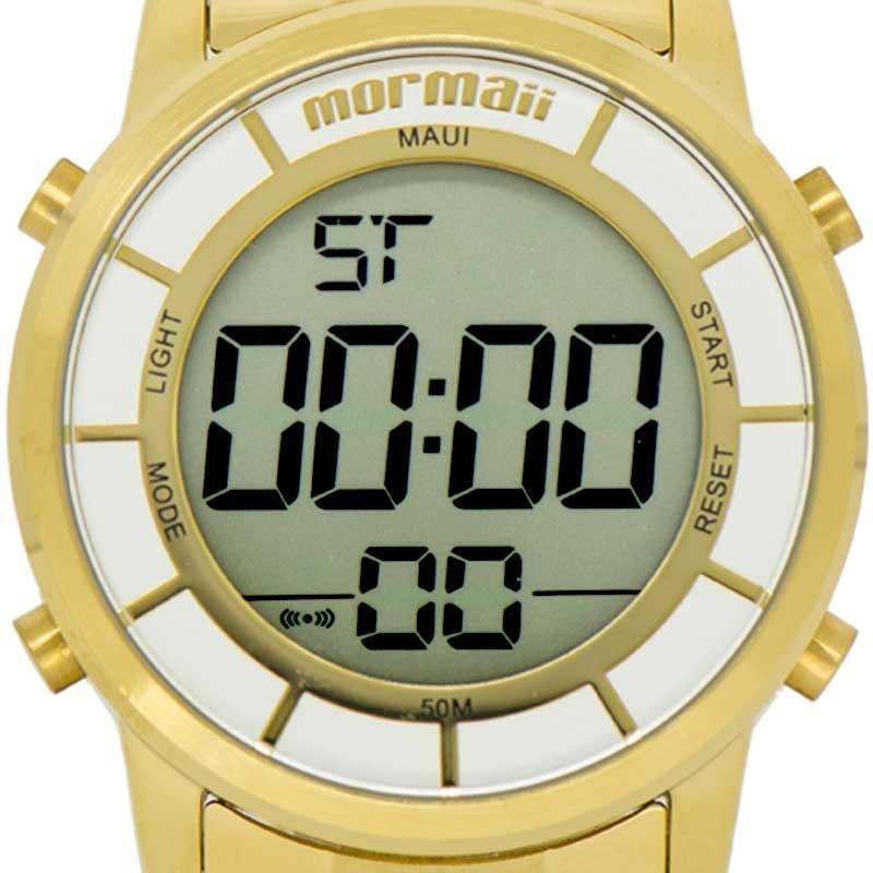 64761897eaa19 Relógio Mormaii Unissex Maui Digital MOBJ3463DC 4D - Relógio ...
