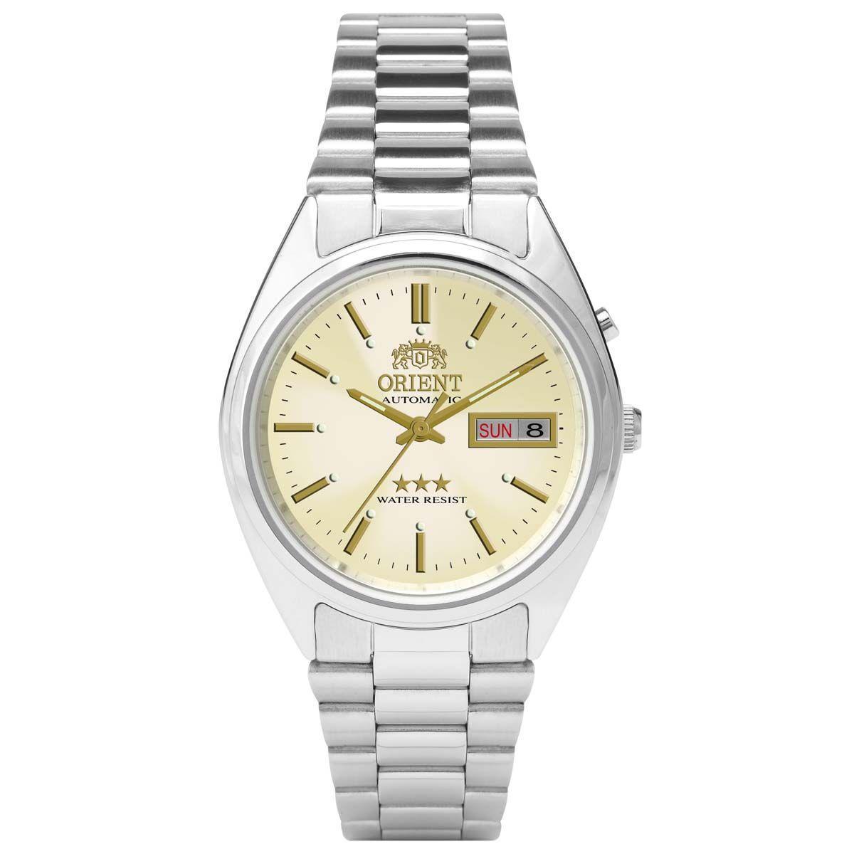 0ec49b74fe738 Relógio Orient Automático Analógico Classic Masculino 469WA3 C1SX R  599,00  à vista. Adicionar à sacola