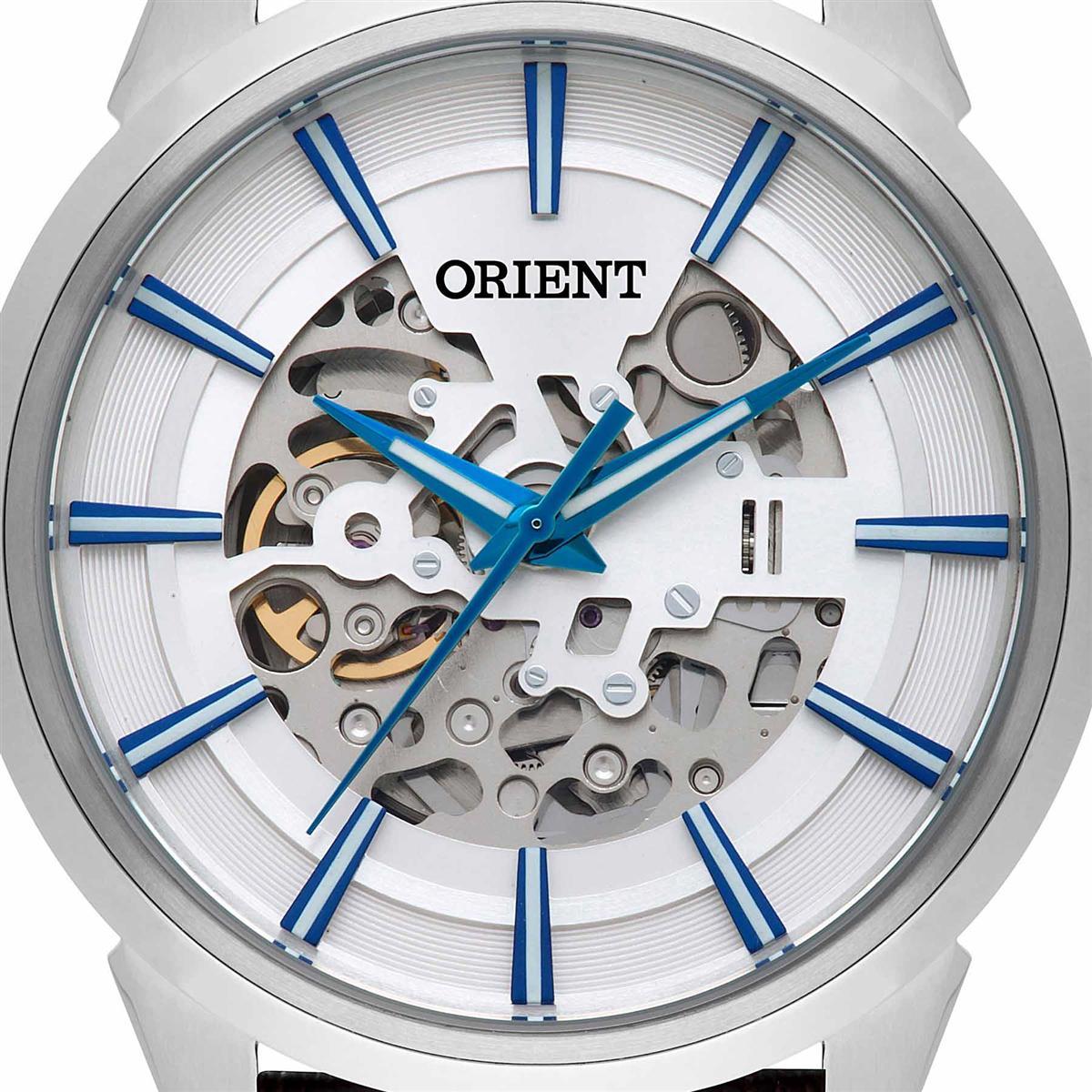 Relógio Orient Automático Masculino NH7SC001 S1MX Esqueleto R  919,00 à  vista. Adicionar à sacola d67197b40a