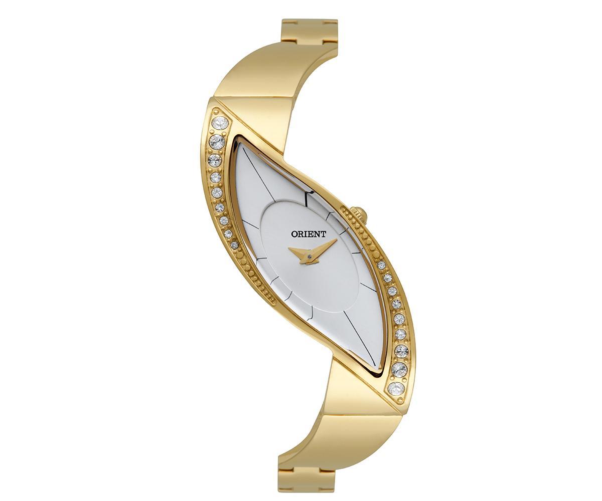 38dd1d9e17da8 Relógio Orient Feminino Unique Cristais Swarovski Analógico LGSS0051 S1KX  R  573,75 à vista. Adicionar à sacola