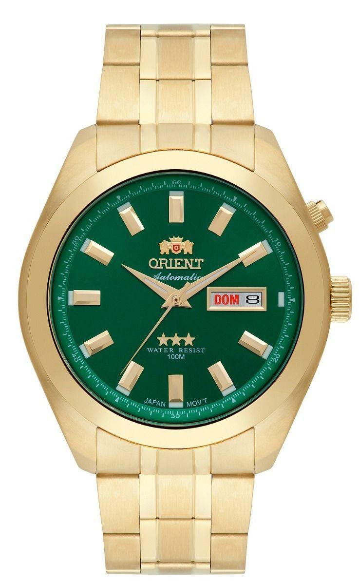 4ffe02877d3 Relógio Orient O R I G I N A L Automatico 469gp075 E1kx Produto não  disponível
