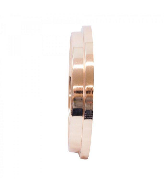 c0edade78b7 Relógio Parede Mecânica Bronze 30x30cm - Produtos infinity presentes R   81