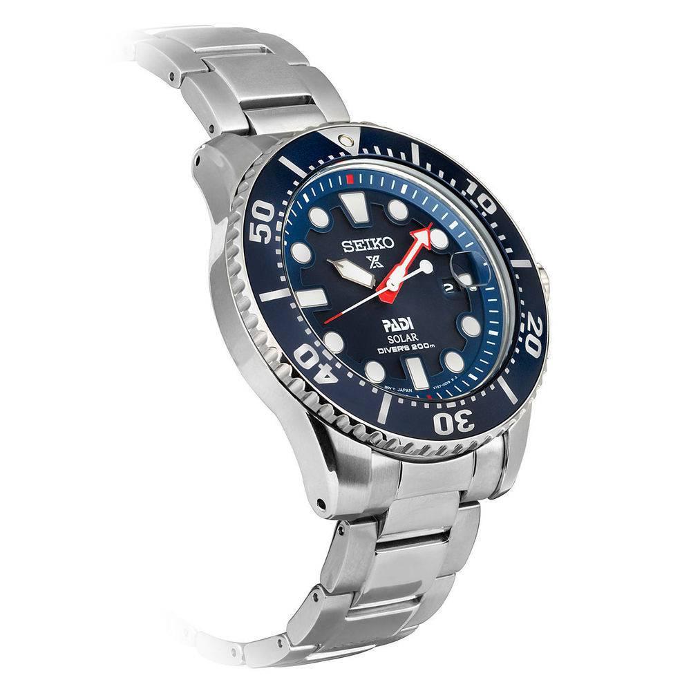 219aace51b3 Relógio Seiko Prospex Padi Solar SNE435P1 - Relógio Masculino ...