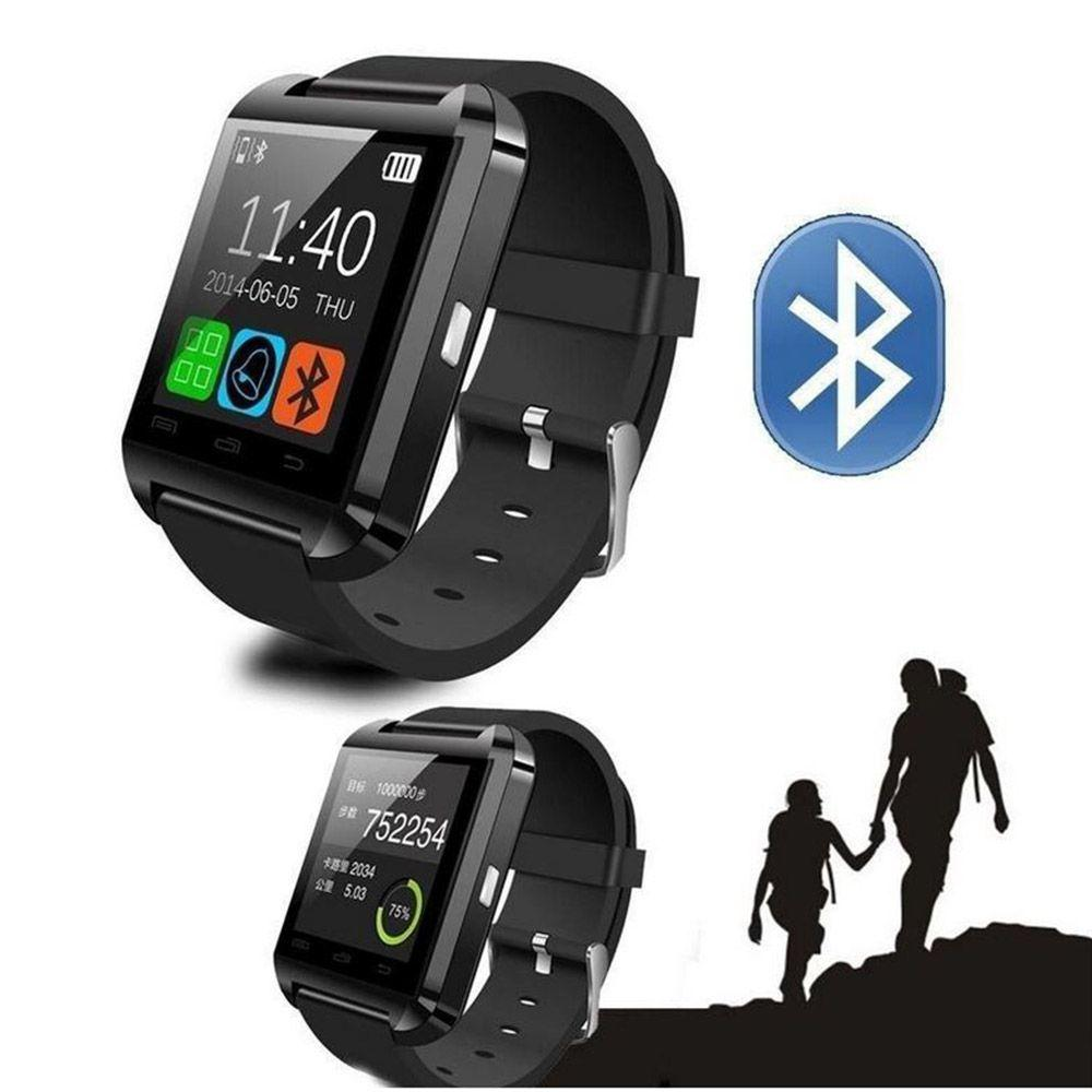 4e0233d07b0 Relógio Smart Watch U8 Bluetooth Android Samsung Motorola LG Sony Smartwatch  - Willhq R  109