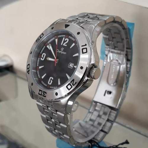 60a74c3f875 Relógio Social Masculino Champion Ca30203t Prata - Relógio Masculino ...