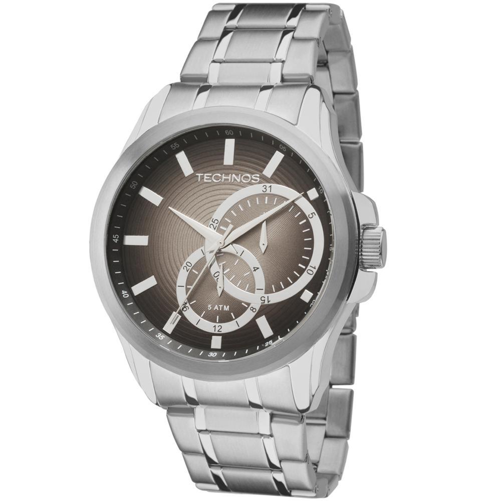 b27e7835ee1af Relógio Technos Classic Grandtech Masculino 6P22AD 1P - Relógio ...