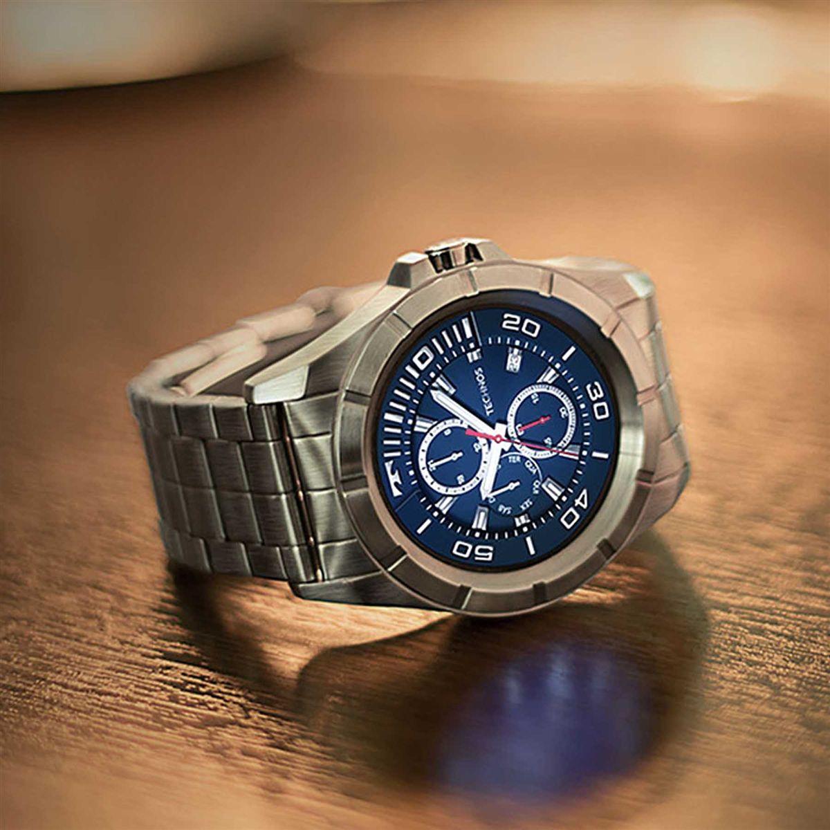 Relógio Technos Connect Smartwatch Bluetooth SRAB 4P R  1.199,00 à vista.  Adicionar à sacola 0c80f00fcc