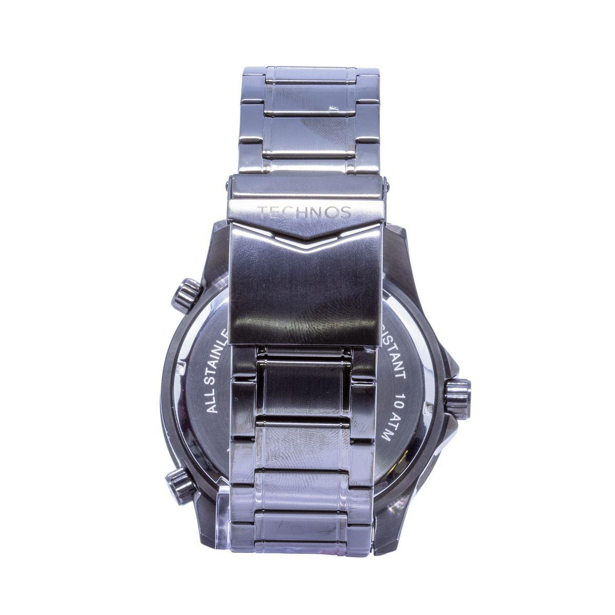 Relógio Technos Cronógrafo Masculino - 2035MLB 4A R  972,00 à vista.  Adicionar à sacola 2129755356