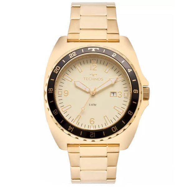 Relógio Technos Masculino 2115mod 4d R  370,90 à vista. Adicionar à sacola 47e8973aa5