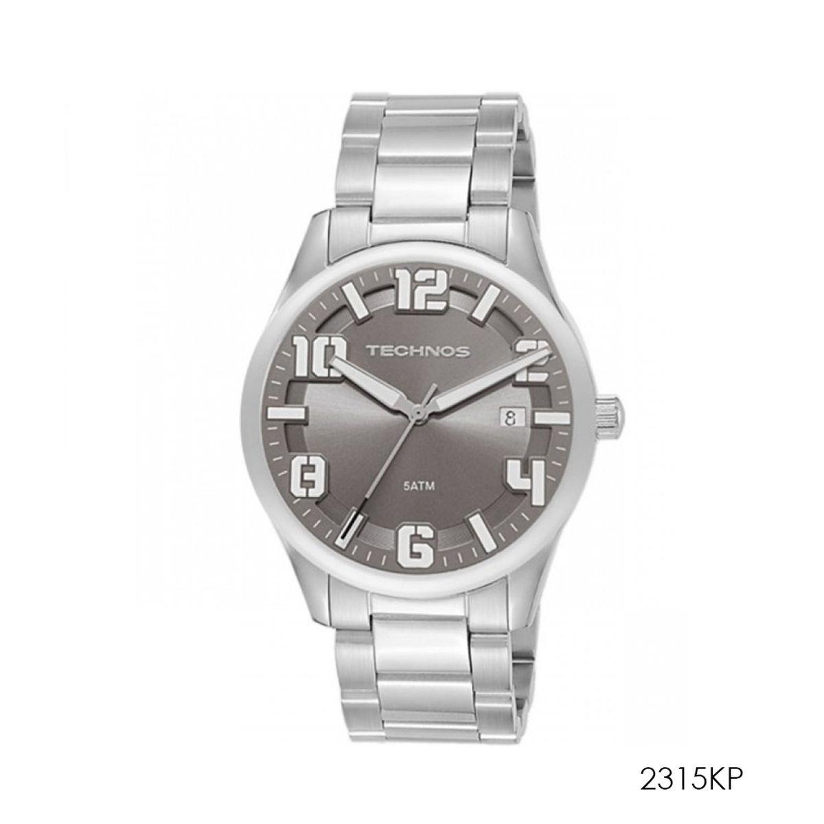 0d78fe023f365 Relógio technos masculino 2315kp - Relógio Masculino - Magazine Luiza