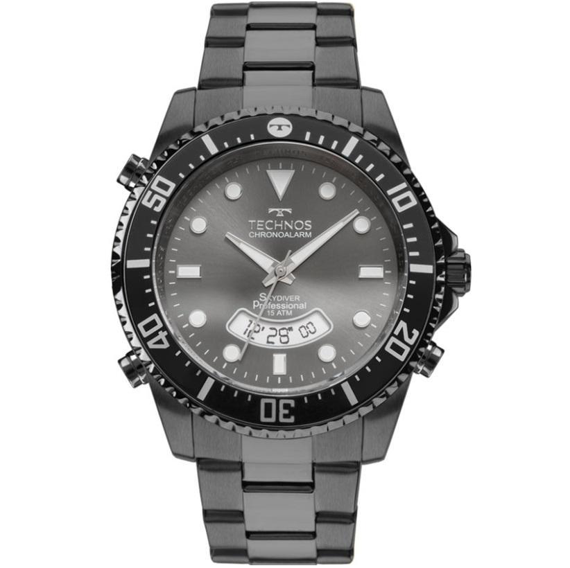 3b62a10246b79 Relógio Technos Masculino Skydiver T205JE 4P - Relógio Masculino ...