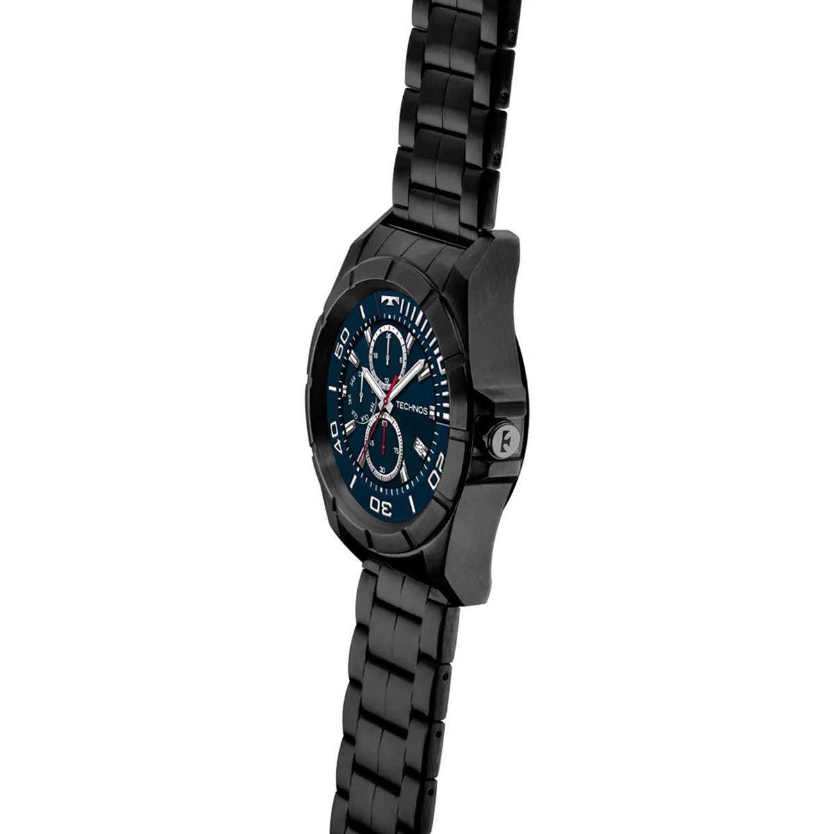 Relógio Technos Skydriver Masculino Smartwatch Troca Pulseira SRAC 4P R   1.239,00 à vista. Adicionar à sacola e5f22ac775