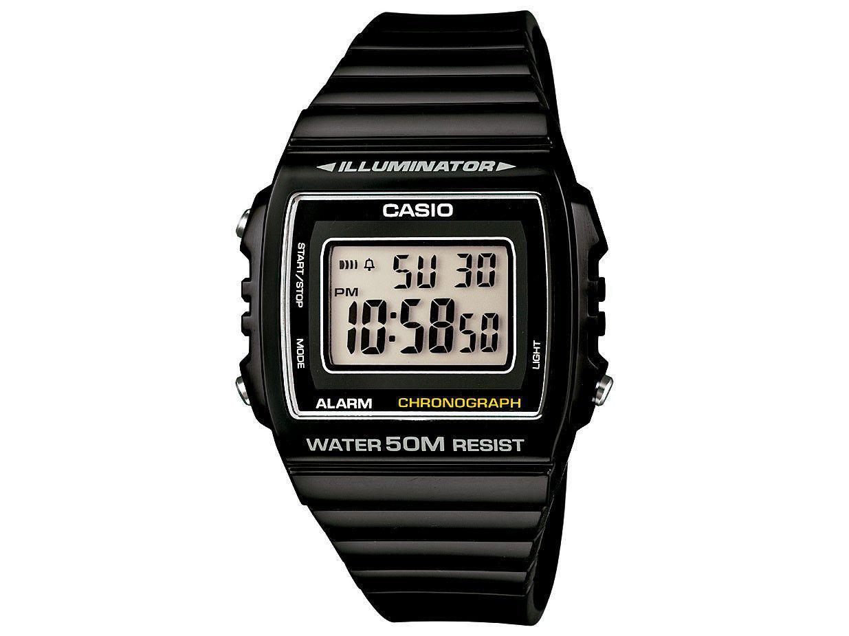 2a3f57b5d53 Relógio Unissex Casio Digital - Vintage W-215H-1AVDF - Relógio ...