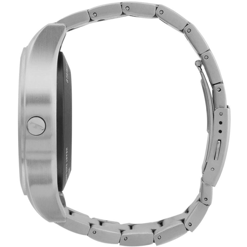Relógio Unissex Technos Connect Smartwatch Srad 1P Prata Produto não  disponível 4a030edb30