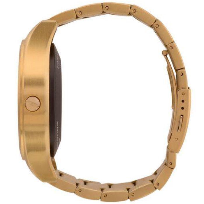 Relógio Unissex Technos Connect Smartwatch Srae 4P Dourado R  921,40 à  vista. Adicionar à sacola 2761f8dcd0