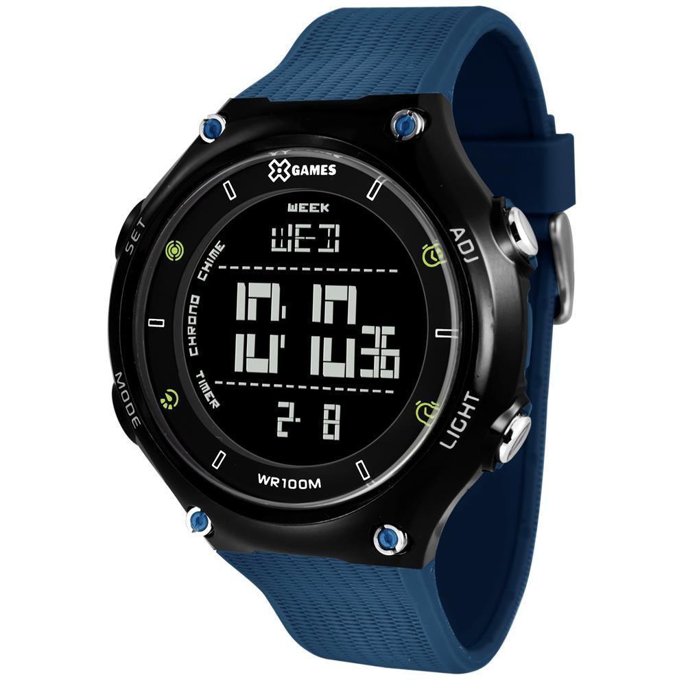 a5c13a78d9c Relógio X Games Masculino Ref  Xmppd455 Pxdx Esportivo Digital GMT Produto  não disponível