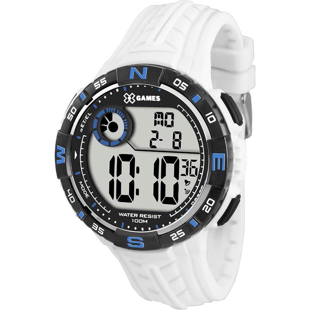 8150825cfa1 Relógio X Games Masculino Xmppd324 Bxbx Branco - Xgames Produto não  disponível