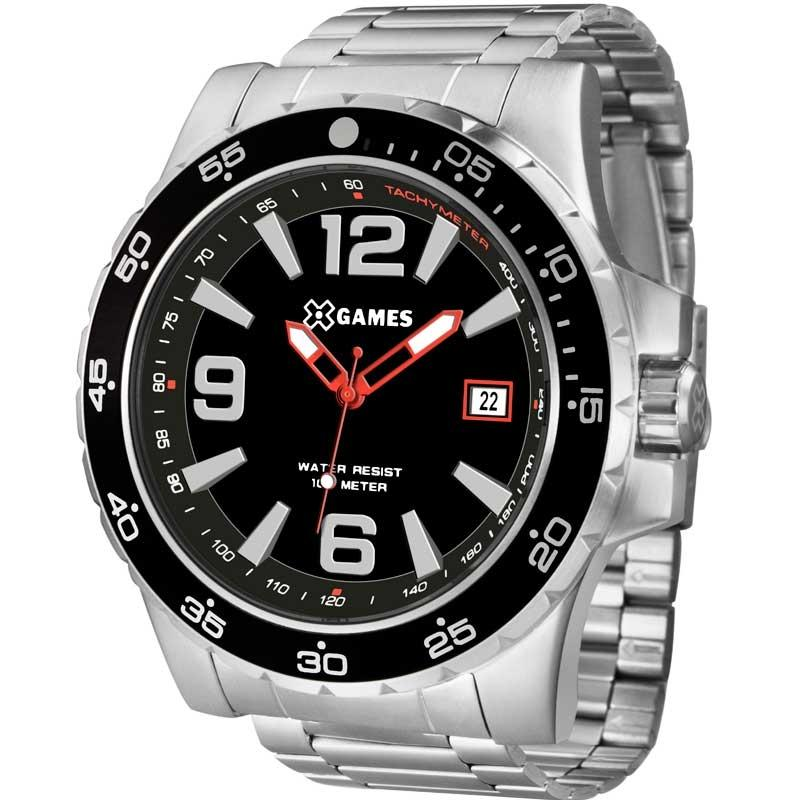 43d9ac4f6e3 Relógio X-Games Masculino XMSS1043P2SX - - Relógios - Magazine Luiza