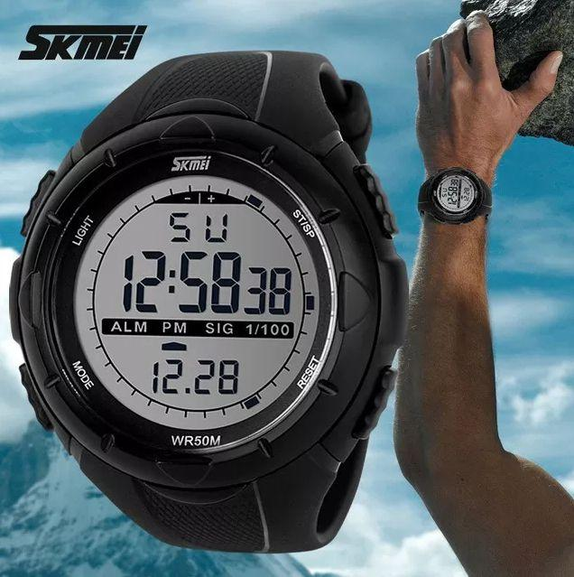 1219c276bf5 Relógios Masculinos Esportivos Digital Skmei Original - Relógio ...