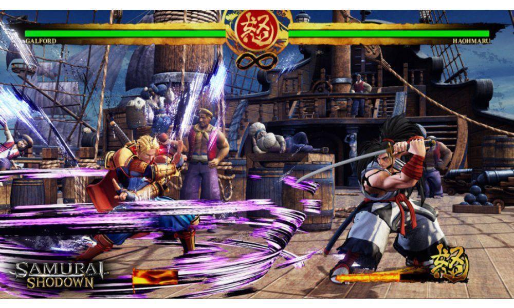 Samurai Shodown PC ps4, xboxOne, Stadia, NSwitc.