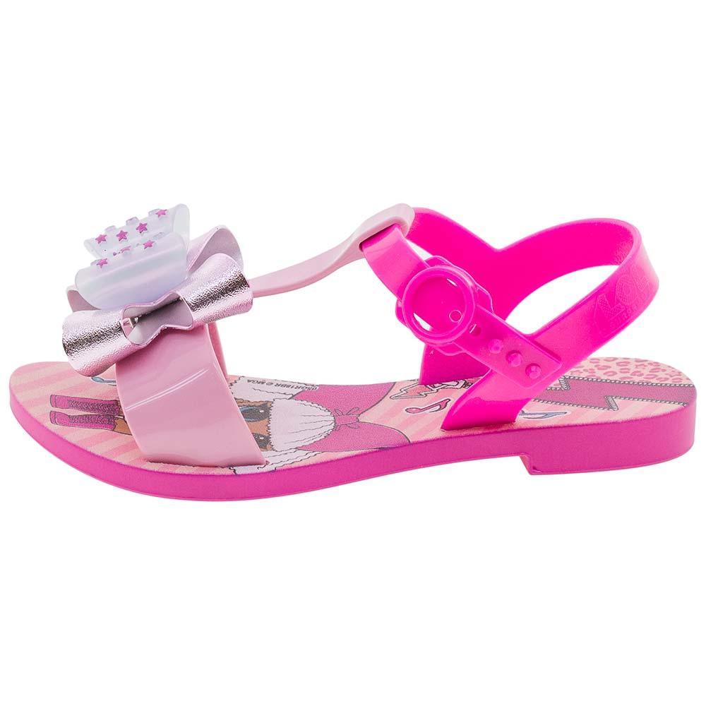 c03d6e434 Sandália Infantil Feminina Lol Surprise Grendene Kids - 21802 PINK PINK R$  49,99 à vista. Adicionar à sacola
