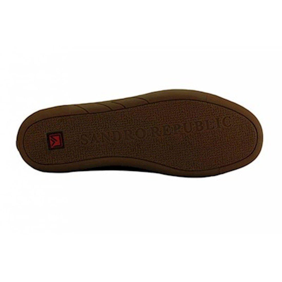 2d1568a2da Sapatênis para pés largos masculino sandro moscoloni busch marrom (yankeers)  brown R  192