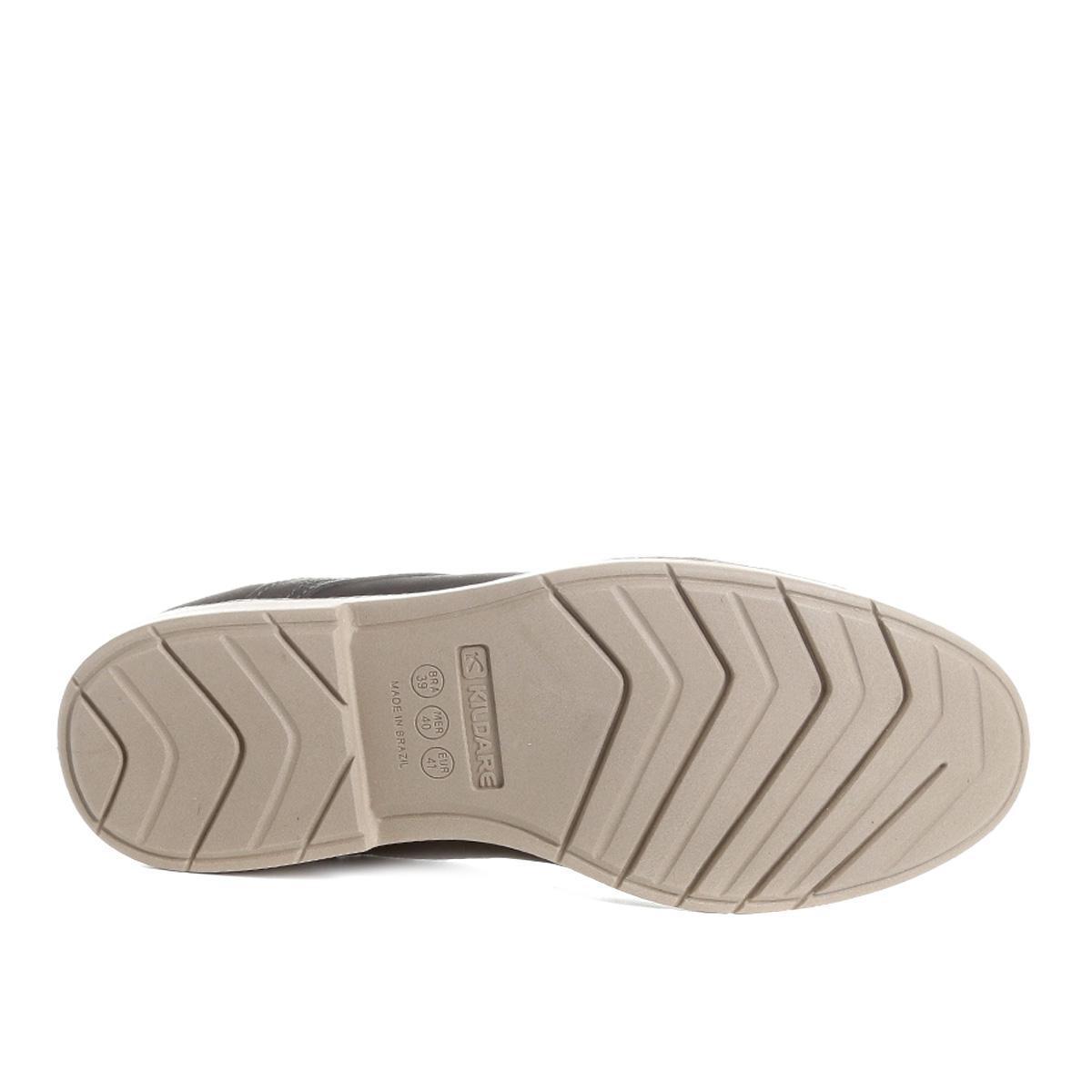 5770cd076737b Sapato Casual Couro Kildare com Cadarço Masculino R$ 249,99 à vista.  Adicionar à sacola