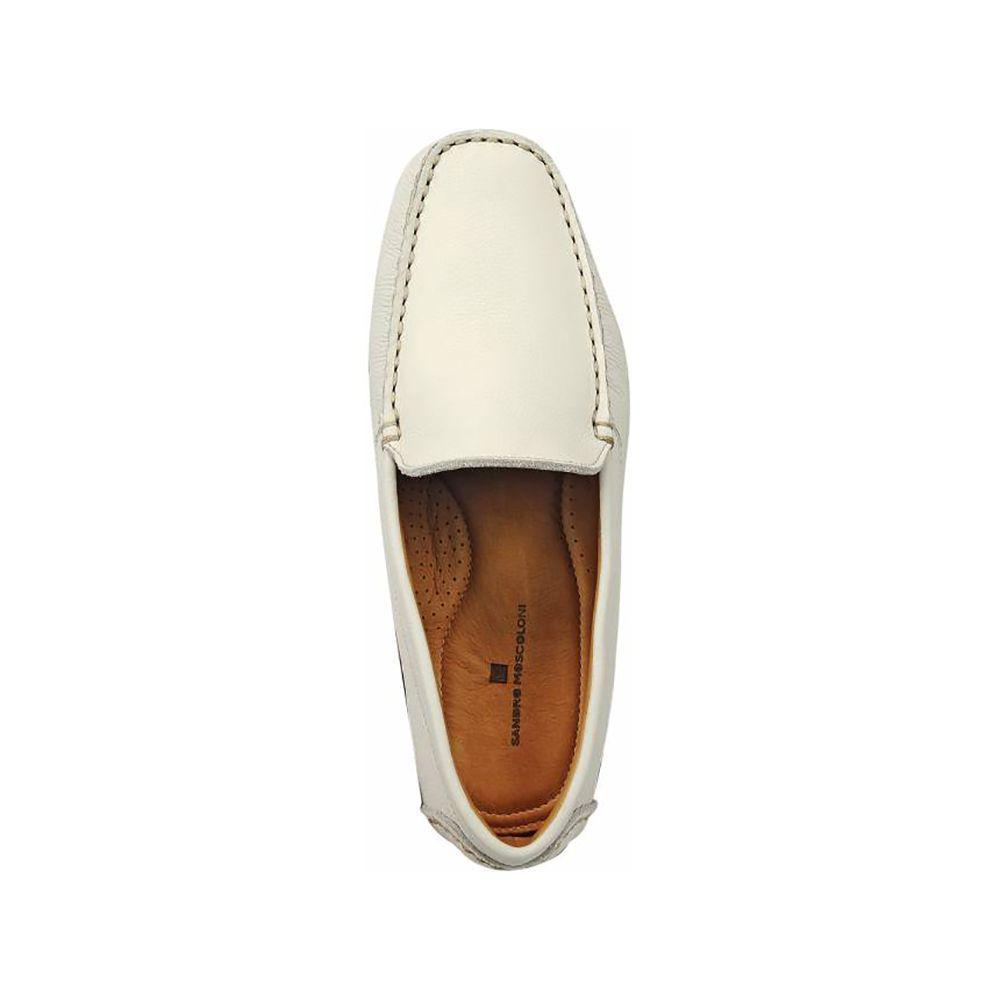 3f0fa2e916f Sapato casual masculino mocassim sandro moscoloni san antonio branco ice R   199