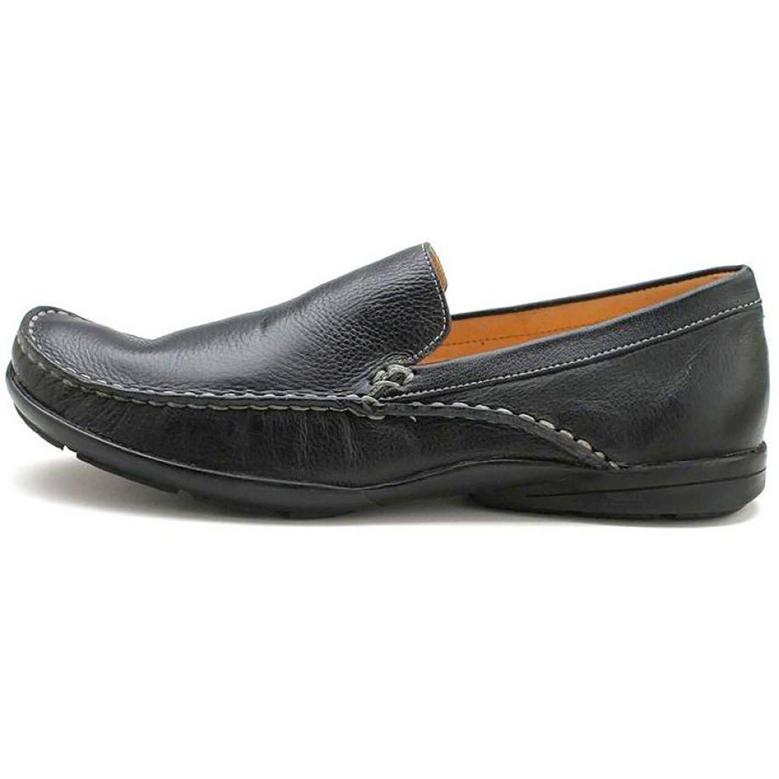 2182c6208 Sapato casual para pés largos masculino mocassim sandro moscoloni kyler  preto (dillon) black R$ 259,90 à vista. Adicionar à sacola